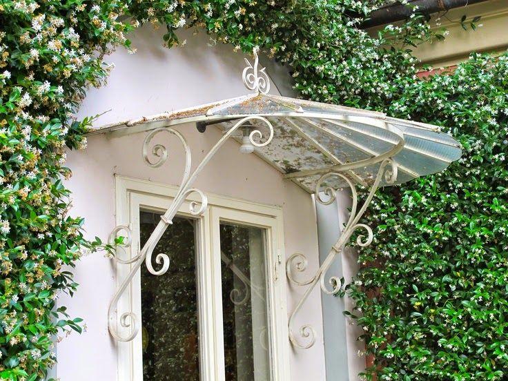 Decorating With Awnings   Metal awning, Diy awning, Pergola