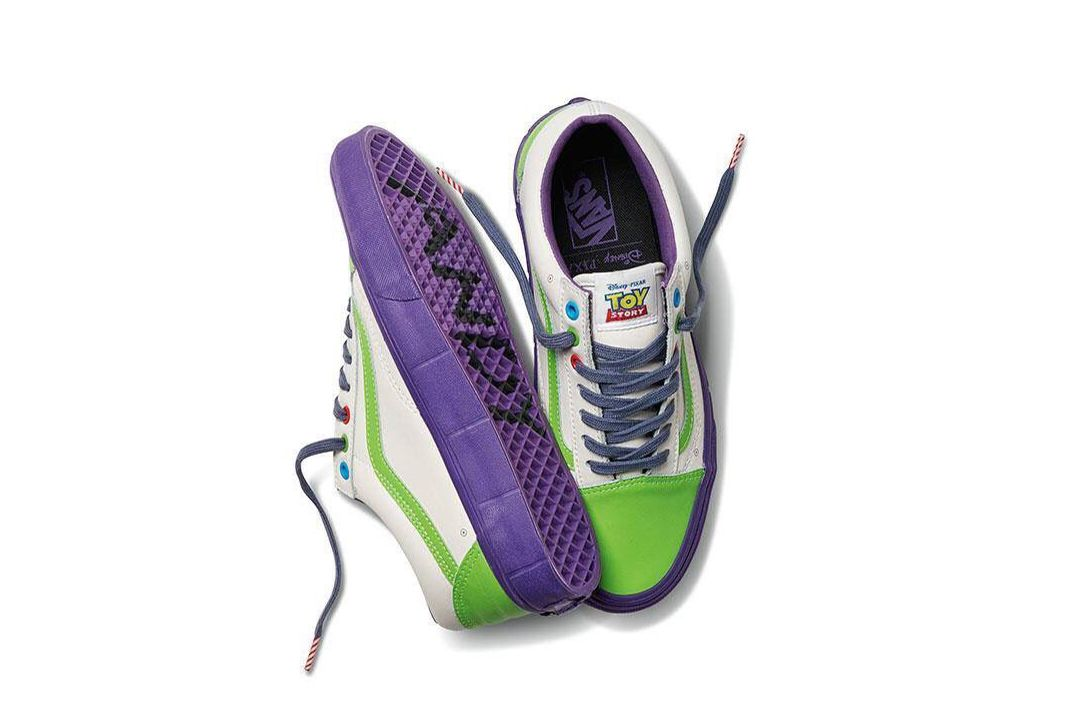 Vans Teases Forthcoming 'Toy Story' Collaboration With