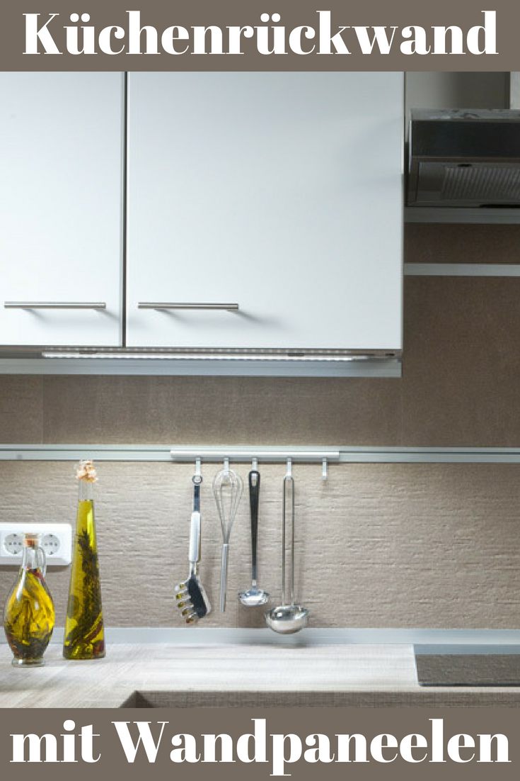 Küchen-Wandpaneele  selbst.de  Wandpaneele küche, Wandpaneele