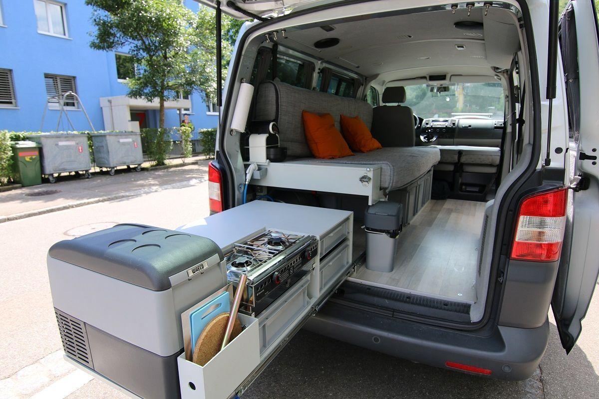 Photo of 20 Cool Sprinter Camper Van Interior – Style
