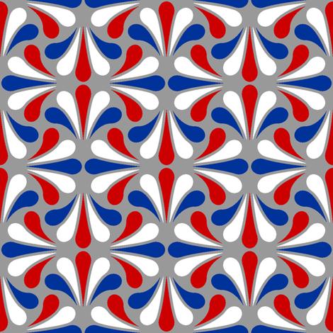 splash 4gX : nationalistic fabric by sef on Spoonflower - custom fabric
