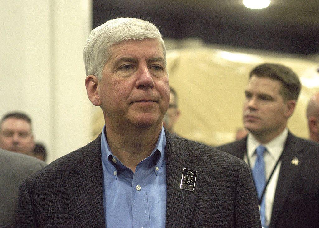 EPA official resigns amid Flint water crisis