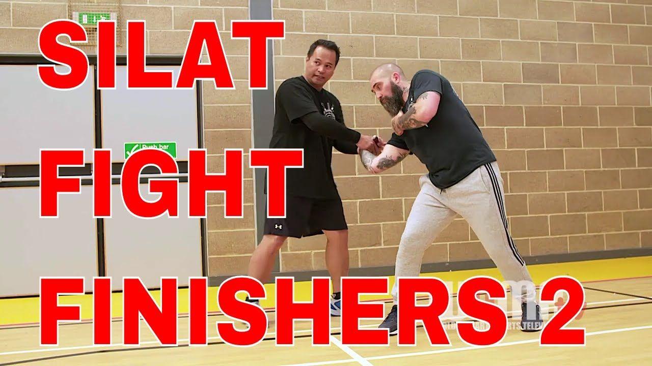 Fight finishers basic advanced silat pt2 suffian maul