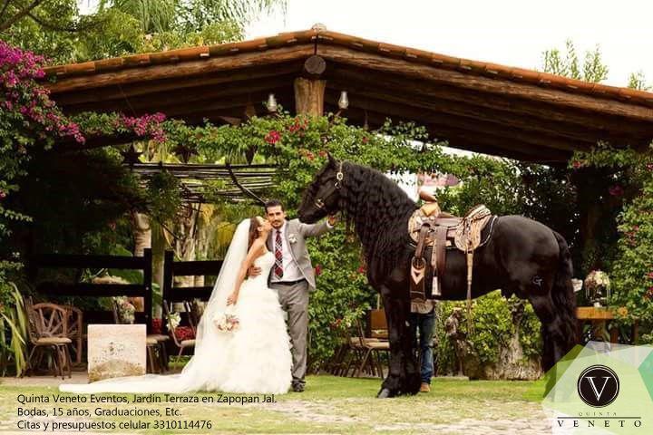 Quinta Veneto Eventos Jardín Terraza En Zapopan Jalisco
