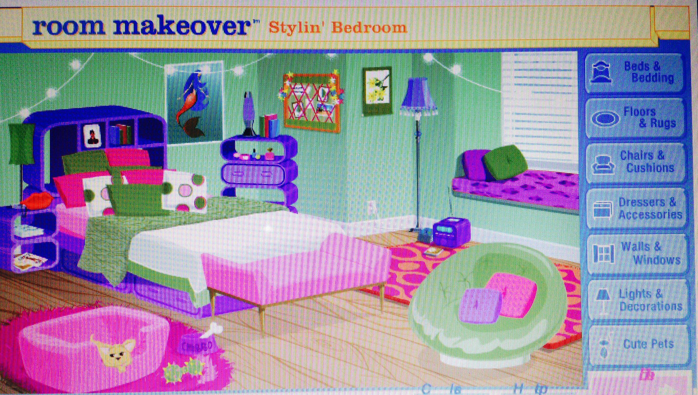 My scene) this was ur dream bedroom when u were little (2000\'s kid ...