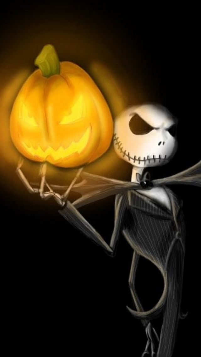 iphone wallpaper halloween tjn