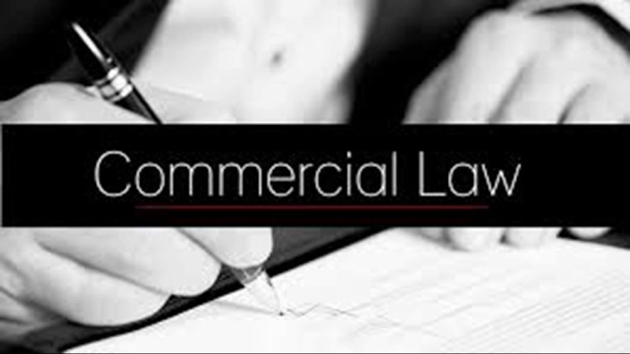 Commercial Law Burhan Law Commercial Law firm New law