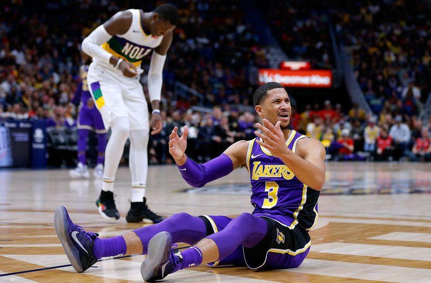 Los Angeles Lakers Josh Hart Discusses Roster Build For Last Season Nba Lakeshow Los Angeles Lakers Lakers La Lakers
