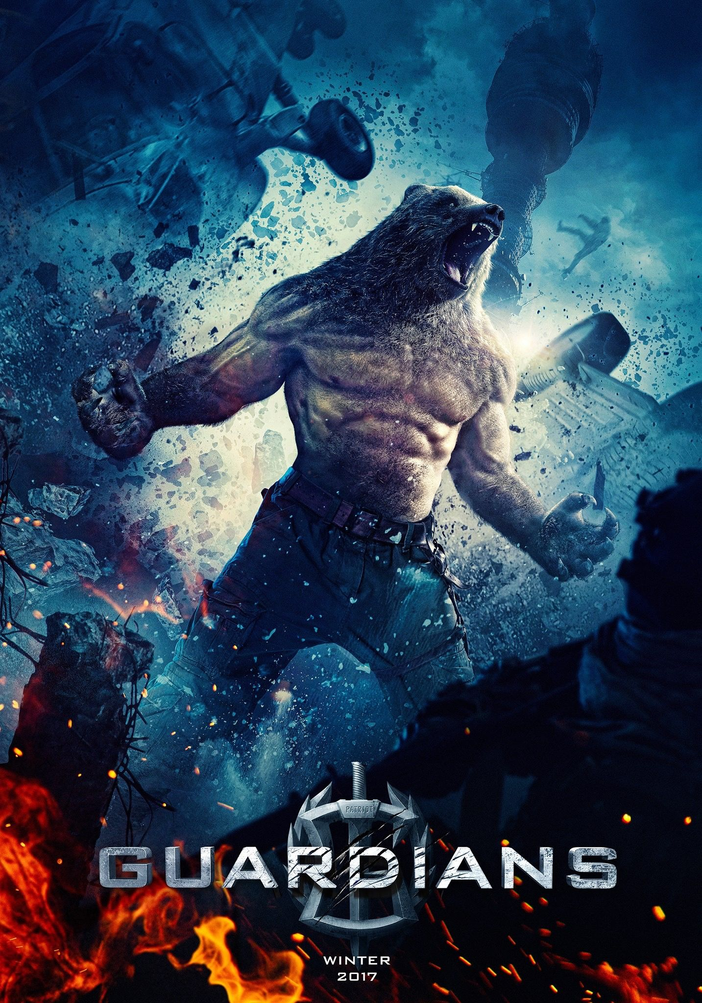 Guardians Russian Movie Poster Filmes Completos Online Gratis