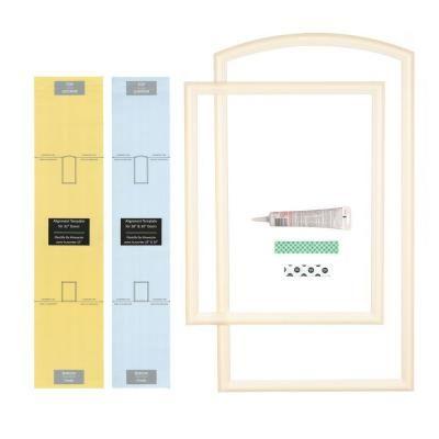 Access Denied Door Molding Kit Doors Interior Frame Decor