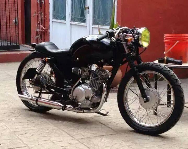Ybr Cafe Racer Motos Esportivas