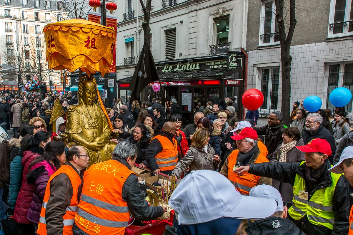 Nouvel An Chinois 2017