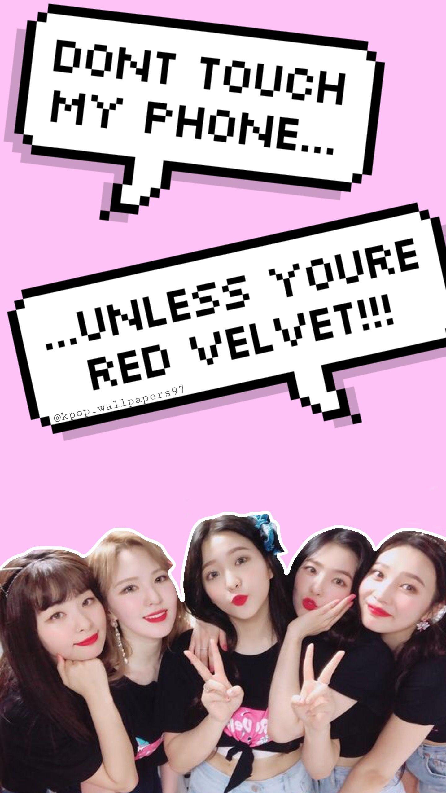 Red Velvet Redvelvet Redvelvetwallpaper Kpopwallpaper Red Velvet Velvet Wallpaper Velvet