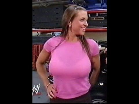 WWE diva Stephanie McMahon EXPOSED {NIPPLE SEE THROUGH}
