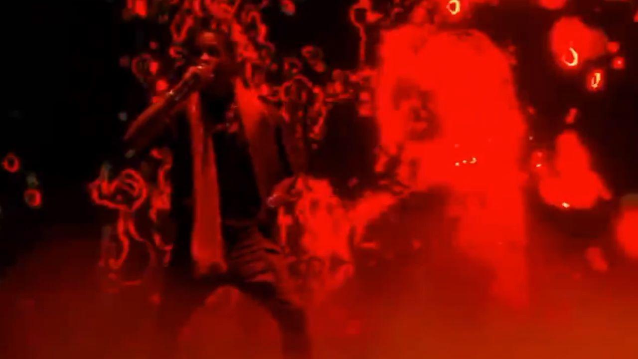 #travisscott #laflame #cactusjack #goosebumps #houston #jimmykimmellive #jimmykimmel #BirdsinthetrapsingMcknight #music #edit