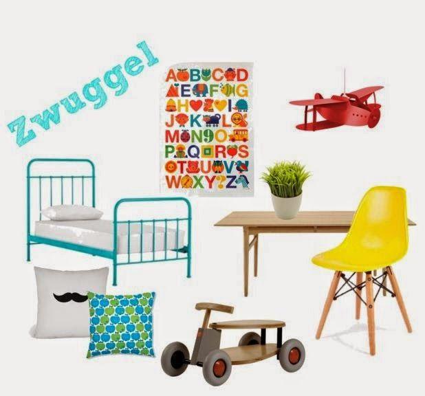 Kinderzimmer-Ideen Kleinkind