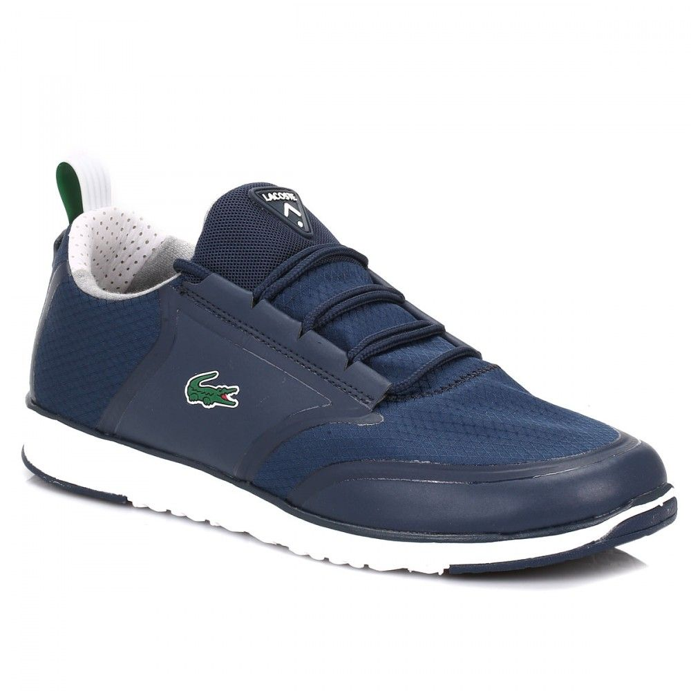 Lacoste L Ight Lt12 Blue shoes online hot sale