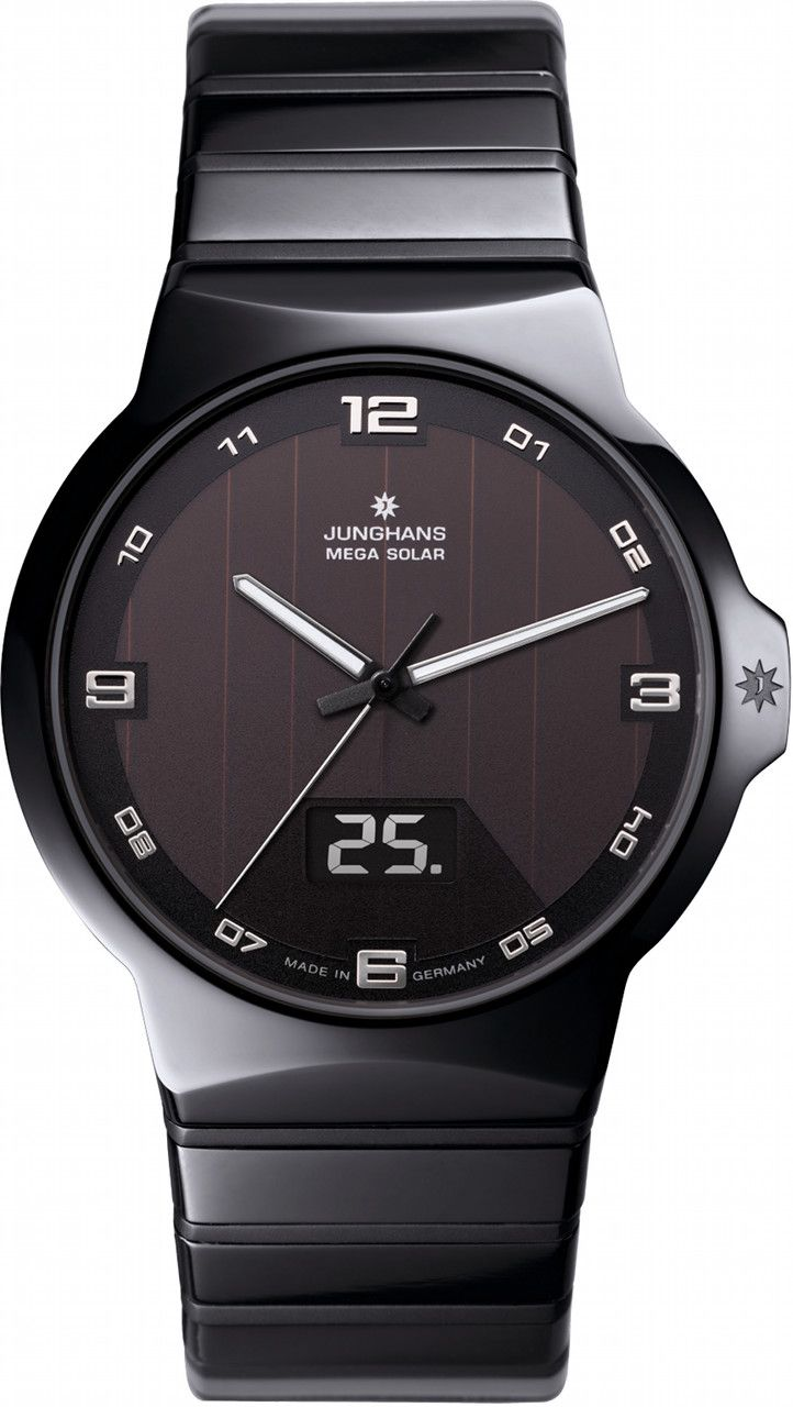 Junghans Force Solar Ceramic Need It Junghans Watch Junghans Radio Controlled Watches
