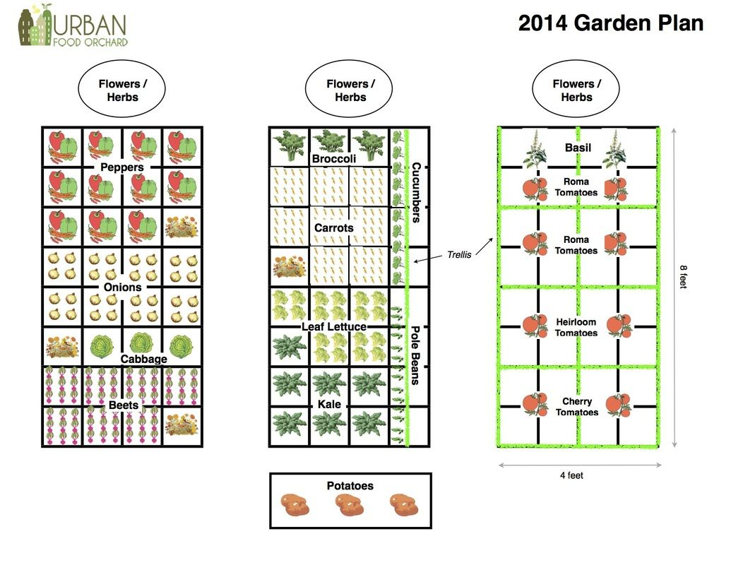 Raised vegetable garden layout 4x8 - Kitchen Bar Alimos On Vegetable Garden Layout Plans And Spacing