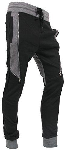 Hat And Beyond Casual Fleece Jogger Pants Active Elastic Https Www Amazon Com Dp B01mramrcl Ref Cm Sw R Pi D Mens Jogger Pants Mens Joggers Fashion Pants