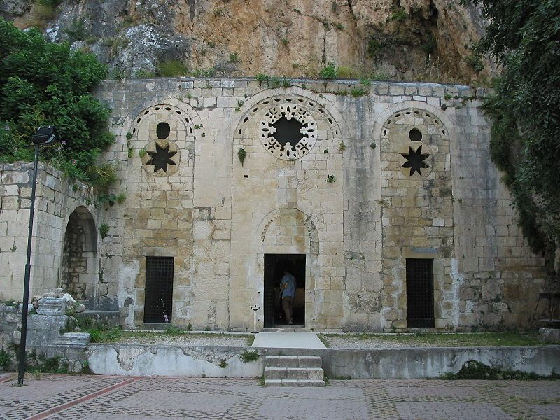 the church of Antioch (Acts 11, 12, and 13), also called