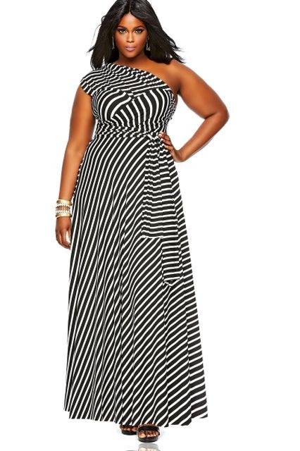 Plus Size Long Maxi Dresses 5 Best Outfits Page 3 Of 5 Pinterest