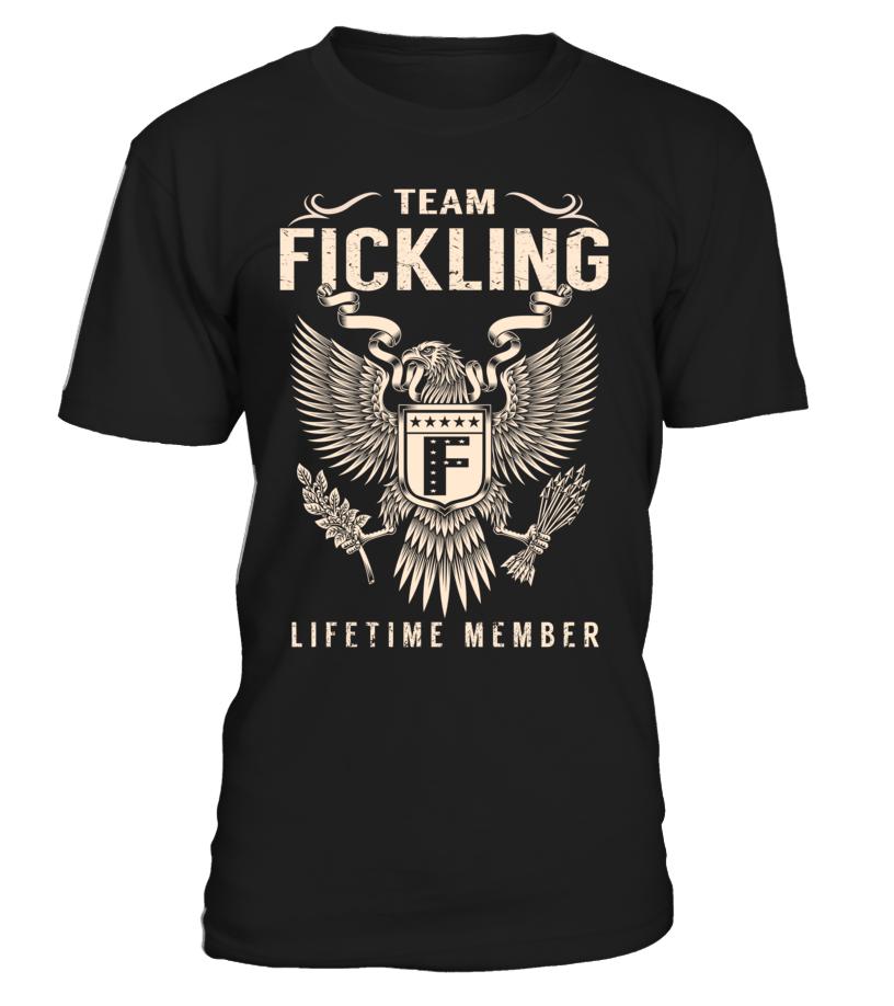 Team FICKLING Lifetime Member