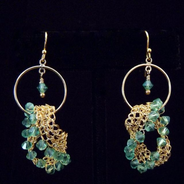 Entwined jewelry