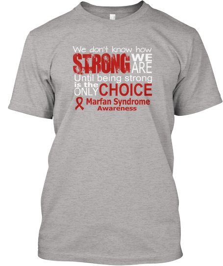 Stay Strong! Marfan Syndrome Awareness