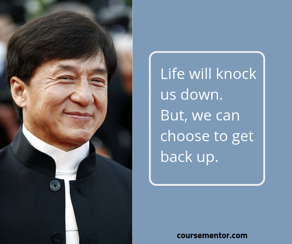 Jackie Chan Quotes Zitate