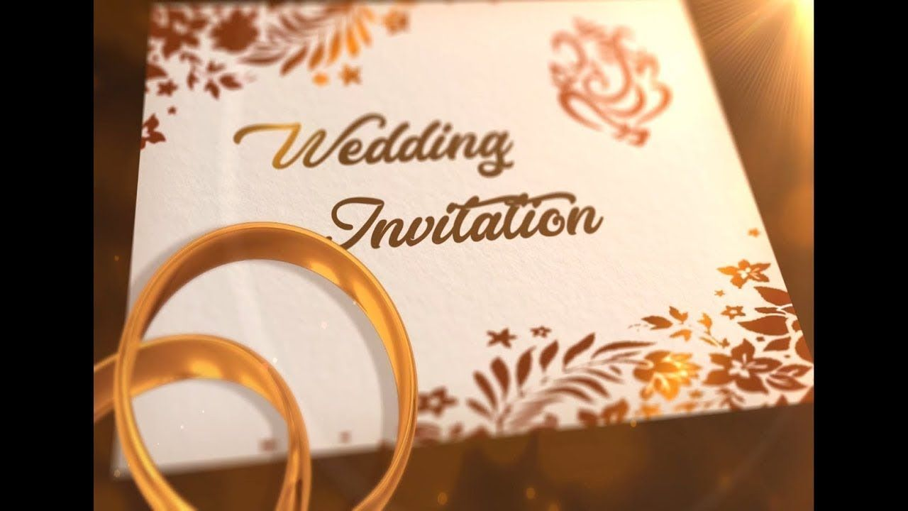 Wedding Invitation Video 2019 Mast Magan Song By Surabhi Chaubey Wedding Invitations Marriage Invitation Card Format Wedding Invitation Format