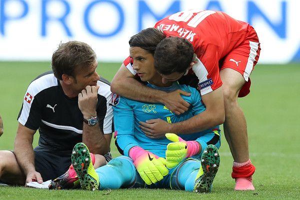 Switzerland V Poland Round Of 16 Uefa Euro 2016