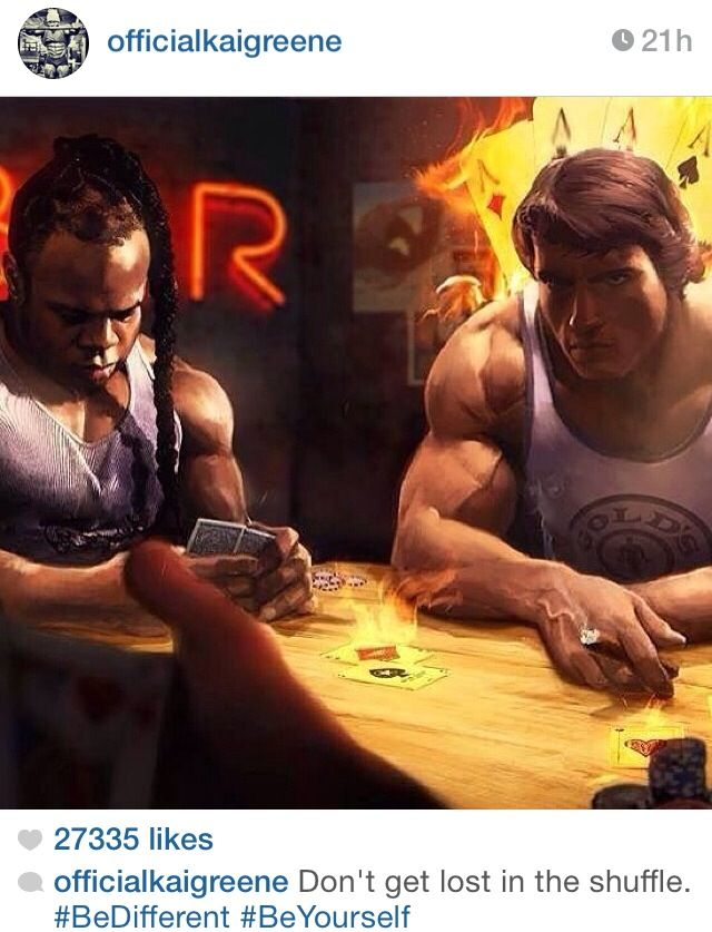 Kai & Arnold