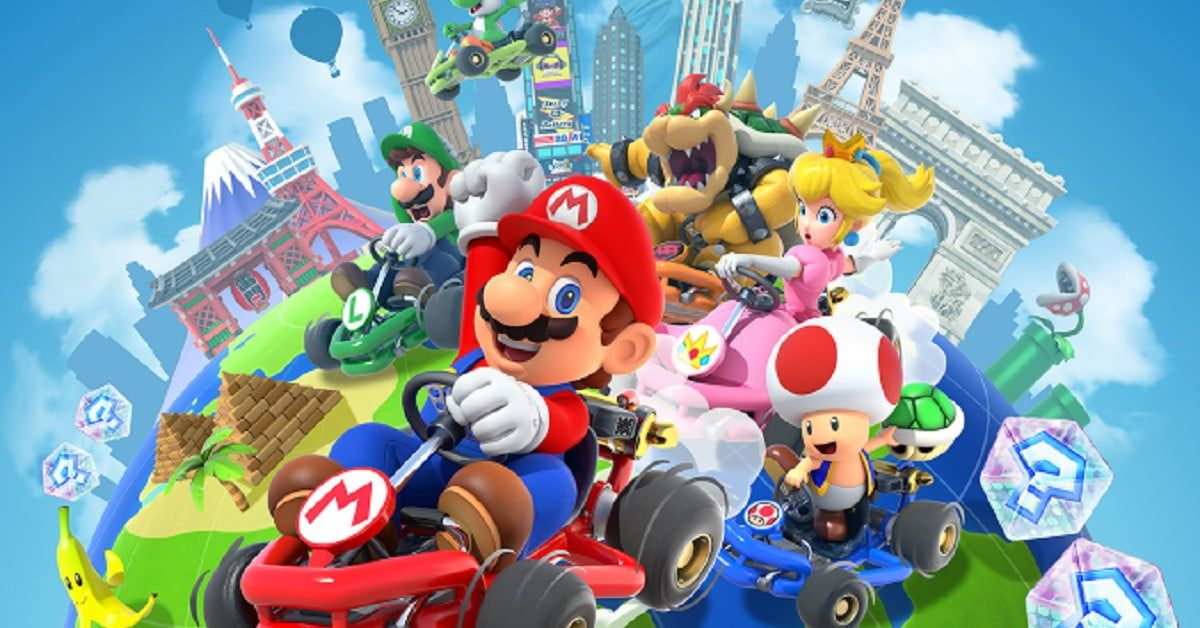 Mario Kart Tour Rallies To 90 Million Downloads In First Week
