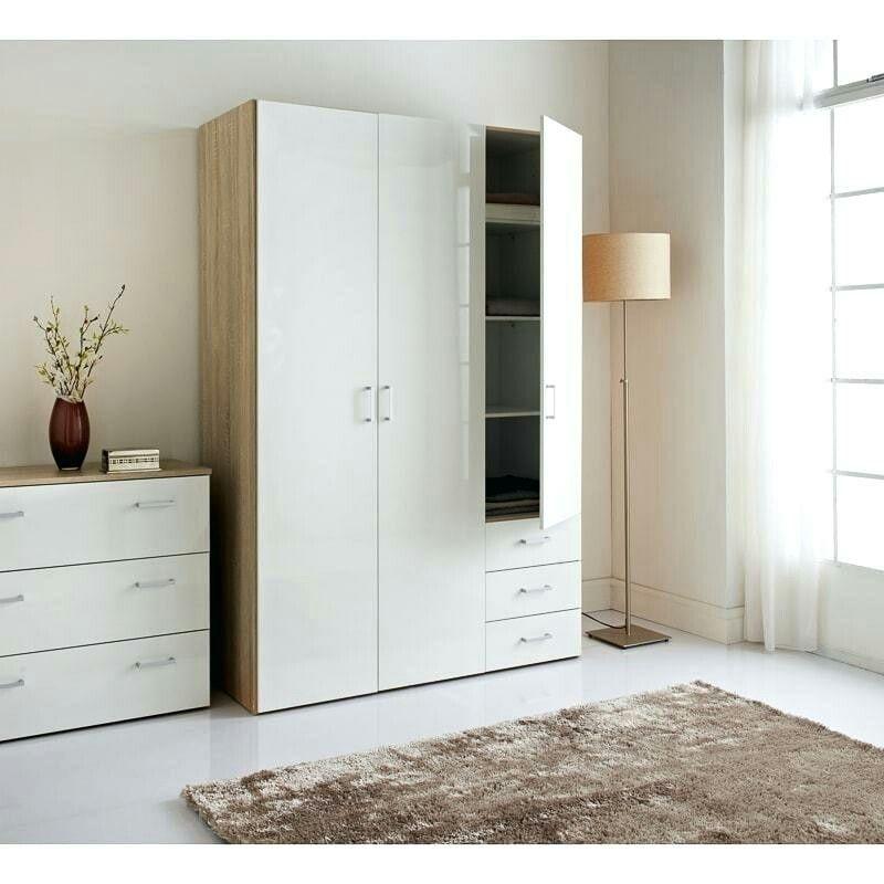 Pin By Srikabilan Interior Decor On Bedroom Cupboard And Loft Coverage Bedroom Cupboard Designs Oak Wardrobe Furniture