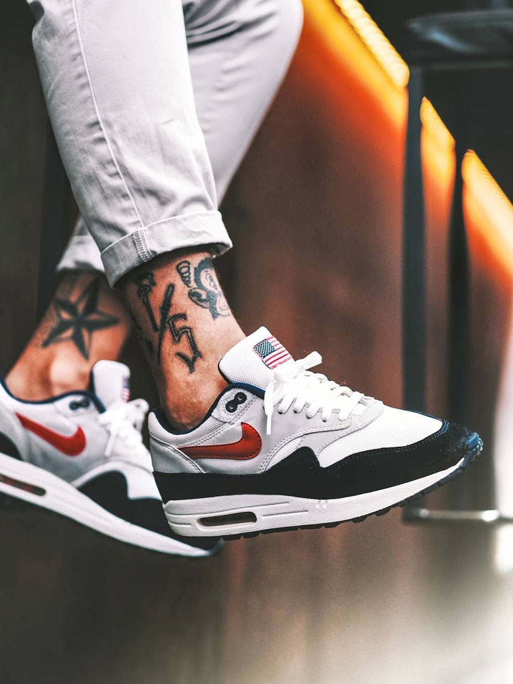 Nike Air Max 1 USA 2003 (by needlehorse) | NiKE Air max in
