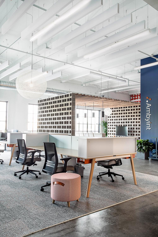 Ambyint Kimball In 2020 Houston Design Workplace Design Interior