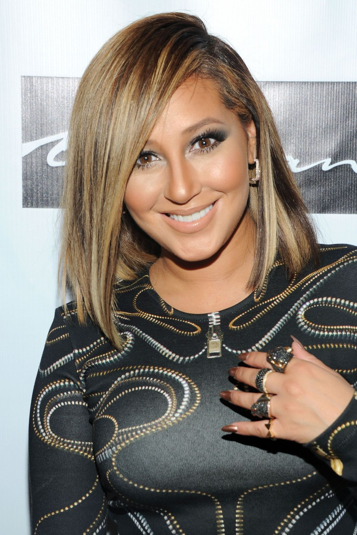 adrienne bailon wedding