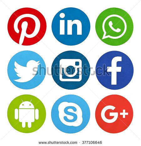 Sign Symbol Icon Stock Photos Social Media Apps Social Media Marketing Facebook Social Media Logos