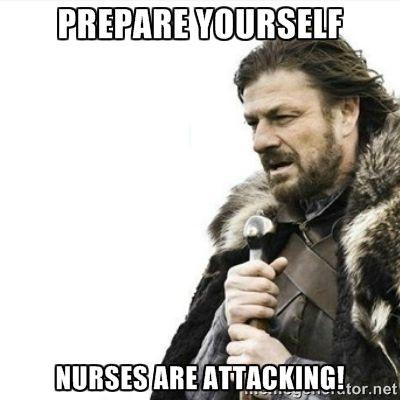 Memes responding to The View's Joy Behar nurse-doctor ...Doctor Stethoscope Comment