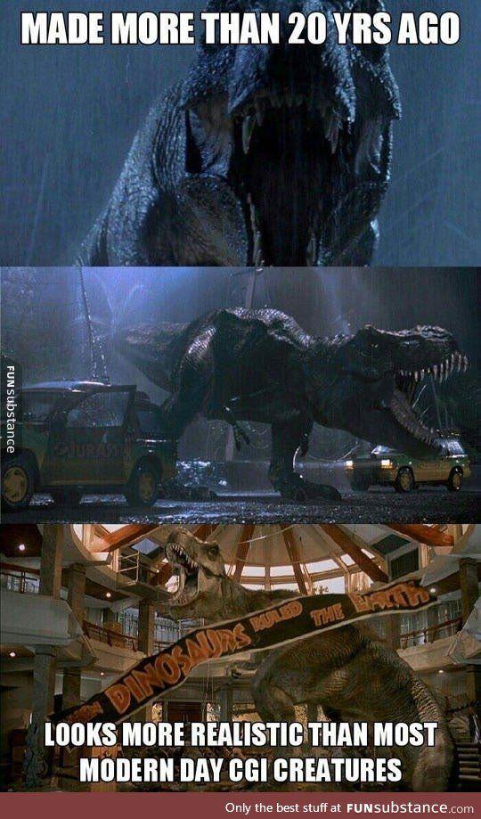The Original Jurassic Park Jurassic Park Jurassic Park