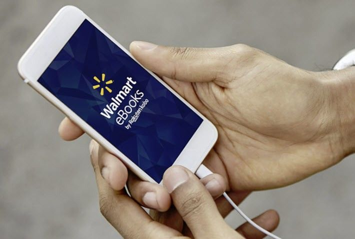 Walmart's new service aims to save you money on ebooks and