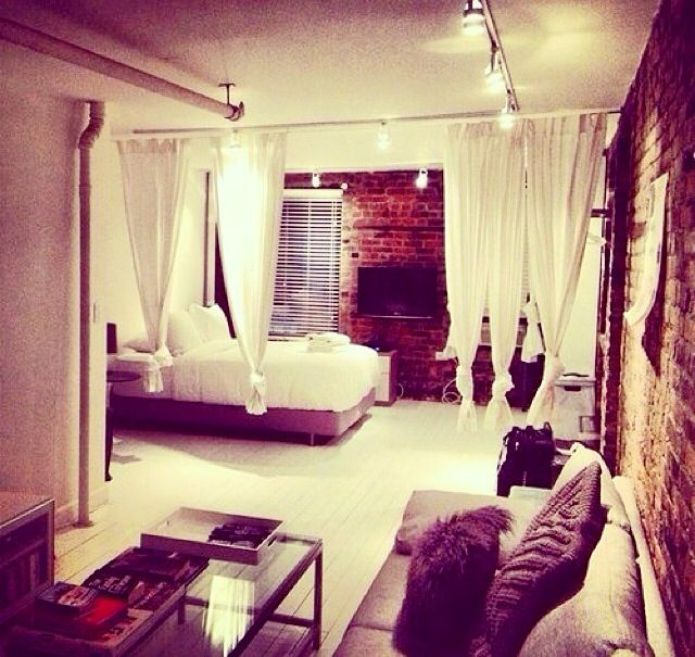Apartment inspo | Future Home | Pinterest | Flats, Studio apartment ...