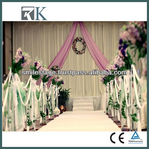 RK curtain sheers faux linen fabric