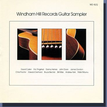 Windham Hill Records Guitar Sampler In 2020 Windham Hill Windham Guitar