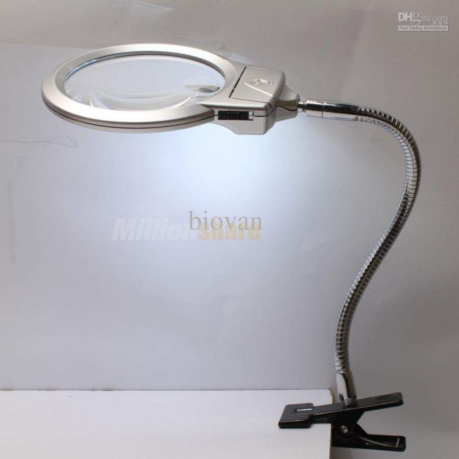 Magnifying desk gooseneck table lamp 5x magnifier light from led magnifying desk gooseneck table lamp 5x magnifier light from led magnifier desk lamp magnifying floor lamp aloadofball Choice Image