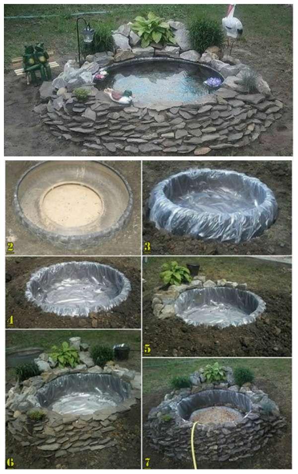 15 splendides fontaines et jardins d