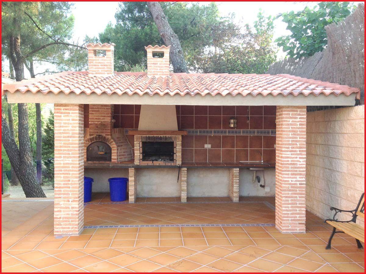 Resultado de imagen de dise o de barbacoas exteriores for Modelos de jardines exteriores
