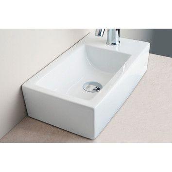 Best Img Small Rectangular Bar Single Hole Bathroom Sink 10 400 x 300