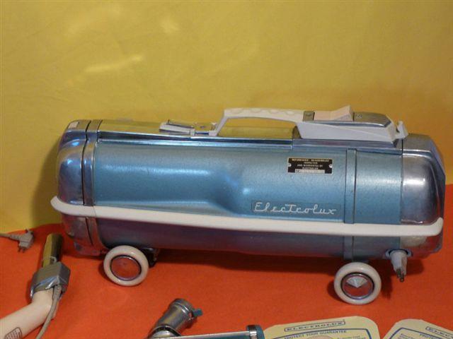 Vintage Electrolux Vacuum Cleaners